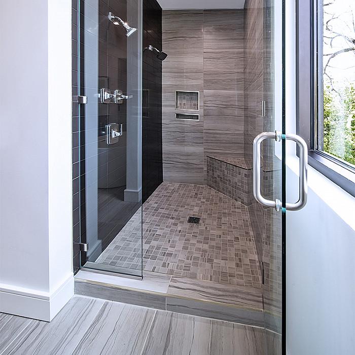 Création de salle de bain à Bastogne
