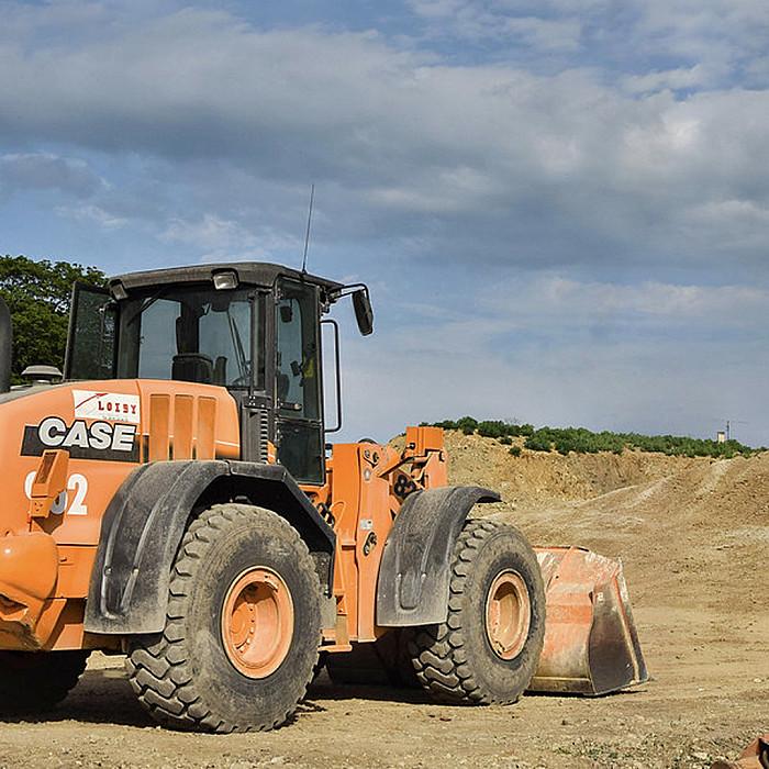 Préparation de terrain, travaux extérieurs