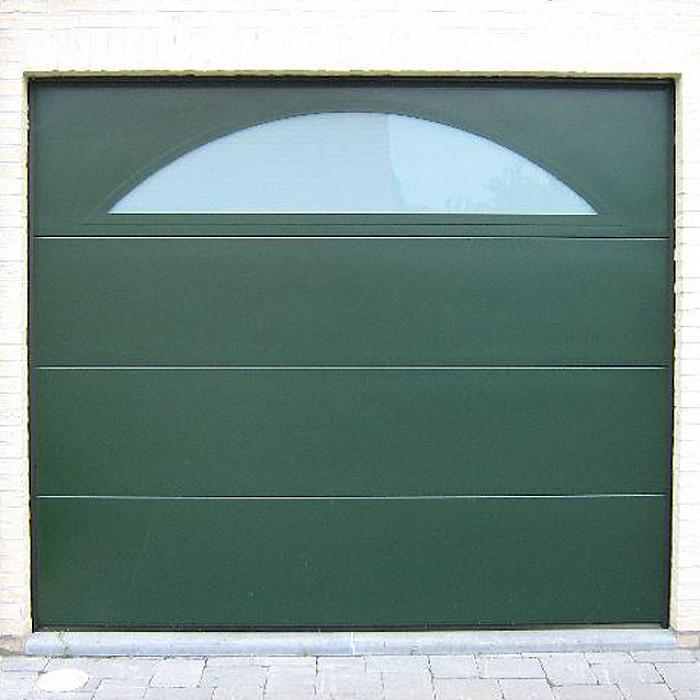 Portes de garage à Clavier