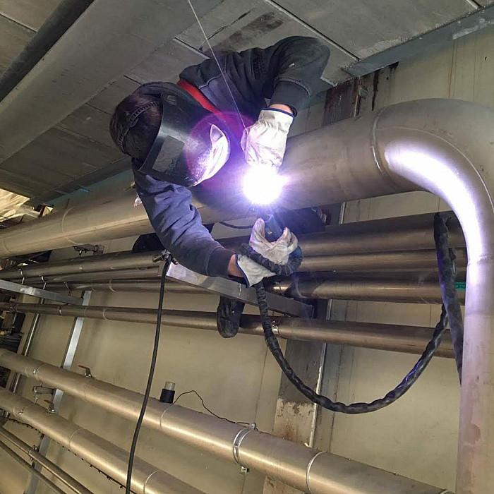 Conception de tuyauterie industrielle à Esneux
