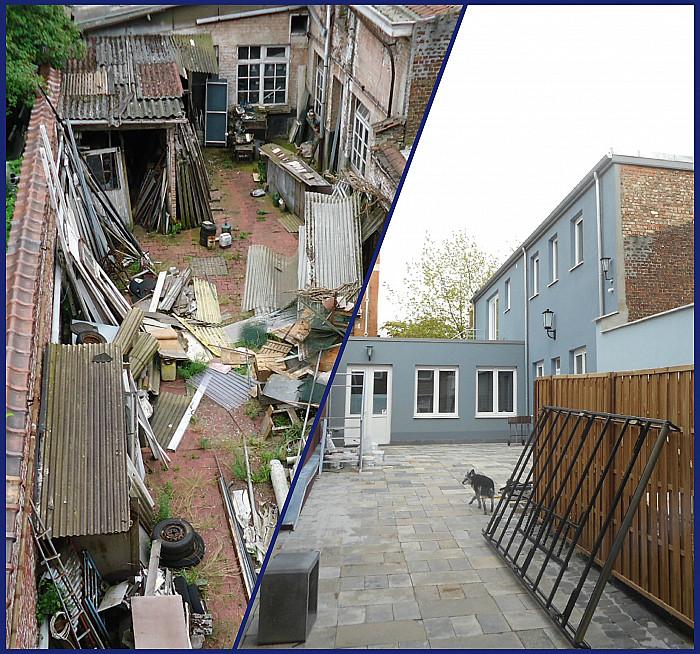 Travaux de terrassement partout en Belgique