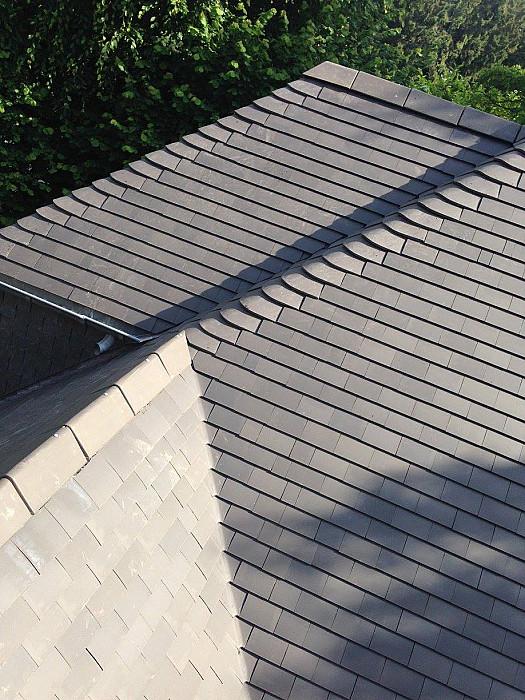 Création de toit en pente