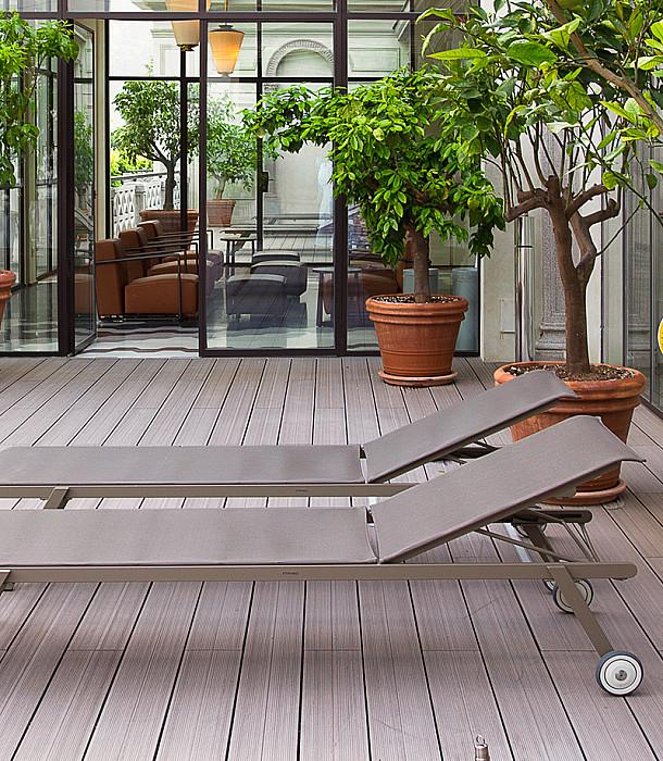 Création de terrasse