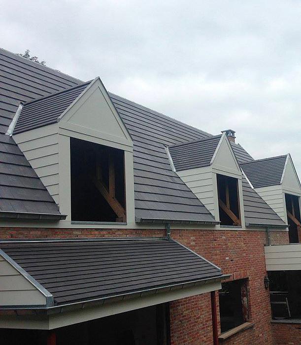 Ouvertures de toiture