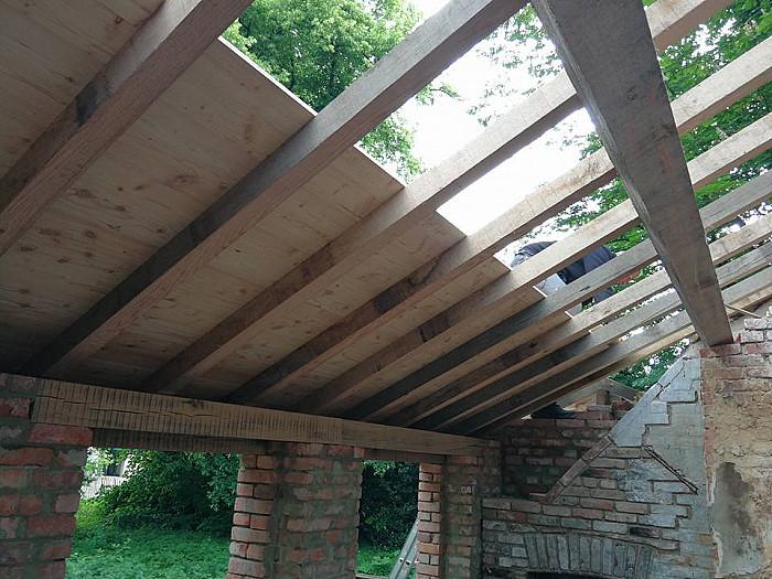 Construction de charpentes à Verviers