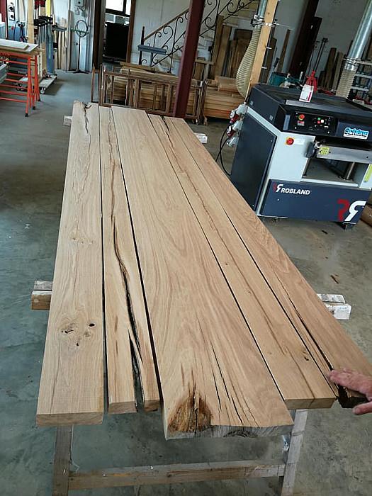 Création et restauration de siols en bois