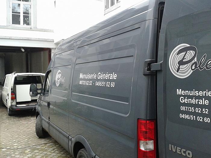 Menuiserie générale à Verviers