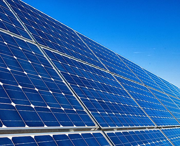Pose de panneaux solaires à Verviers