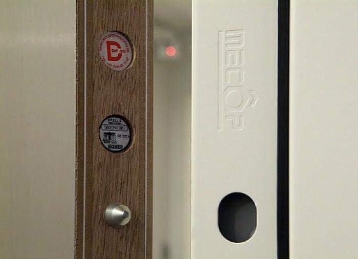 Les portes anti-vol Mecop