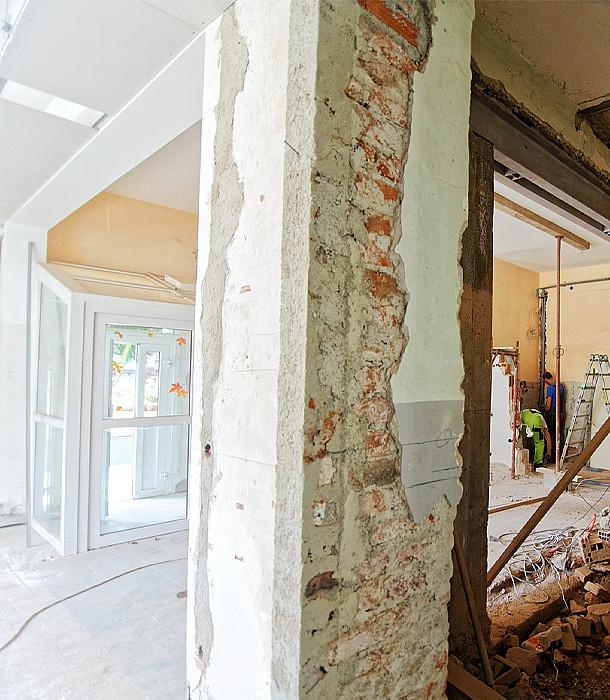 Construction d'extension d'habitation