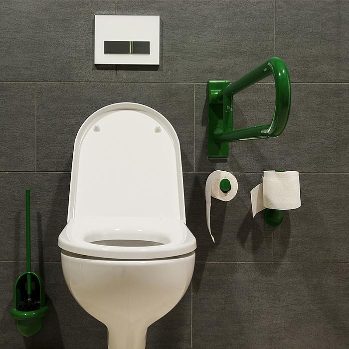 Installation de salle de bain adaptée