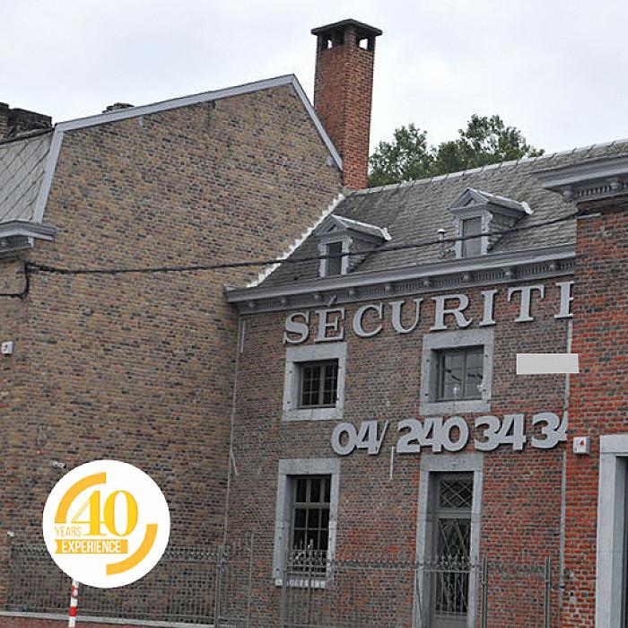 Installation d'alarmes en province de Liège