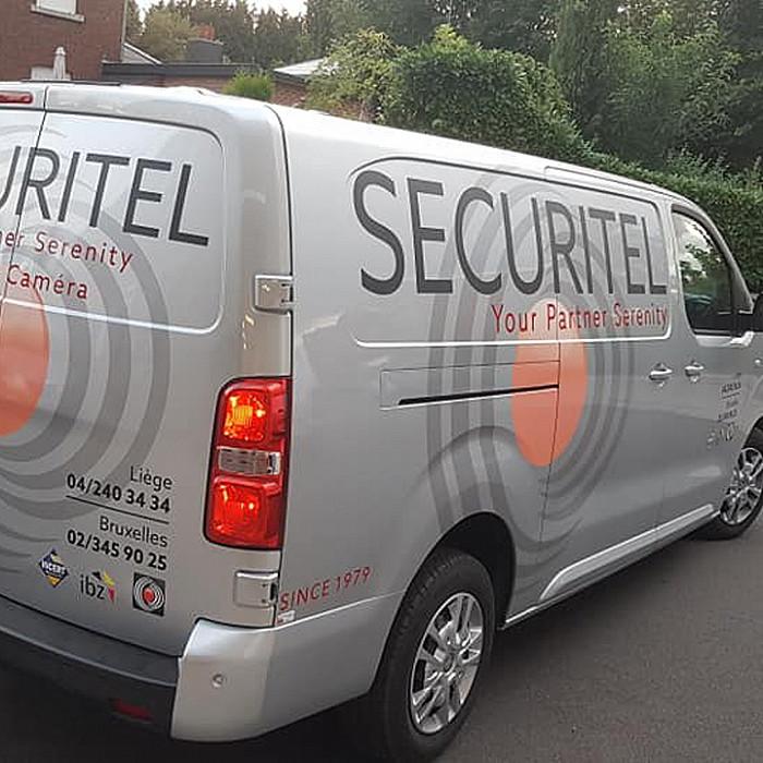 Système de sécurité à Herstal