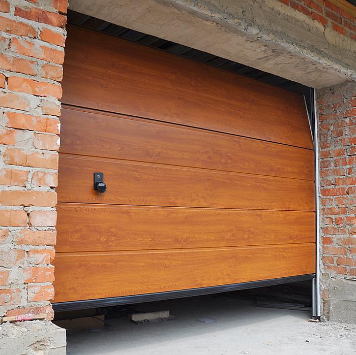 Placement de portes de garage à Stavelot