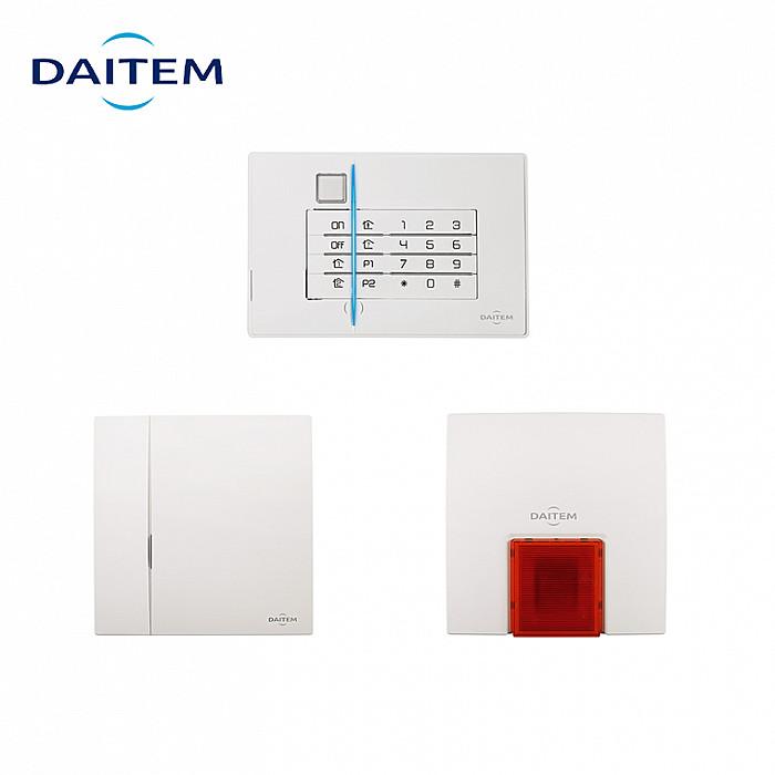 Systèmes d'alarmes connectées