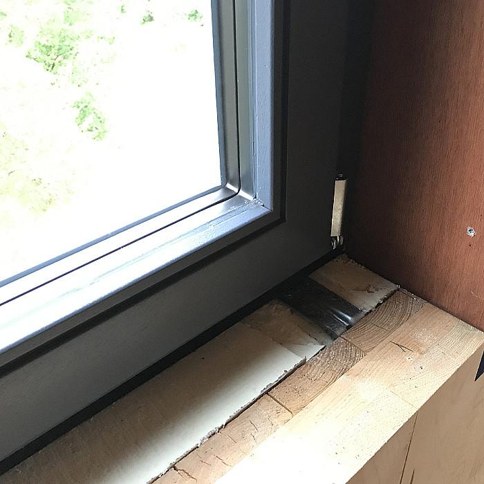 Création de fenêtre en bois à Ans