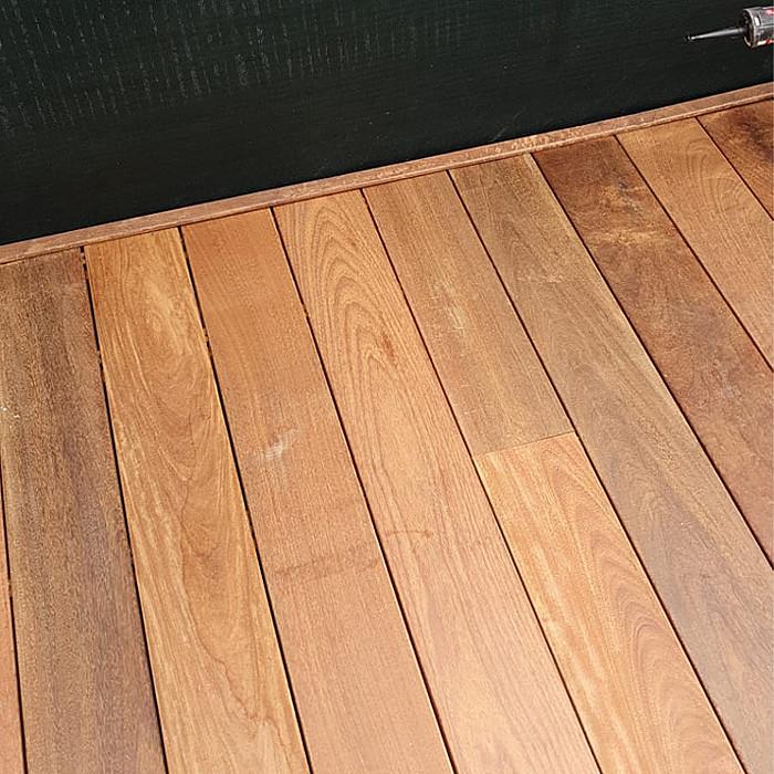 Création de terrasses en bois