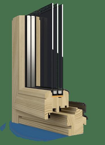 Création de châssis en bois