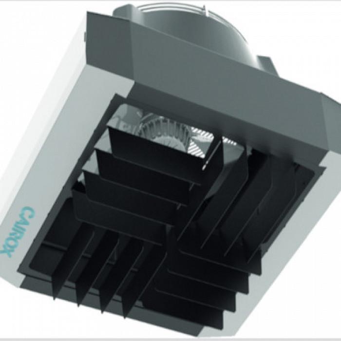 Placement de système de ventilation à Marche