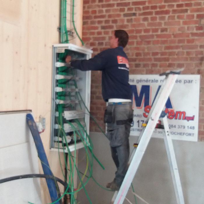 Electriciens professionnels à Rochefort