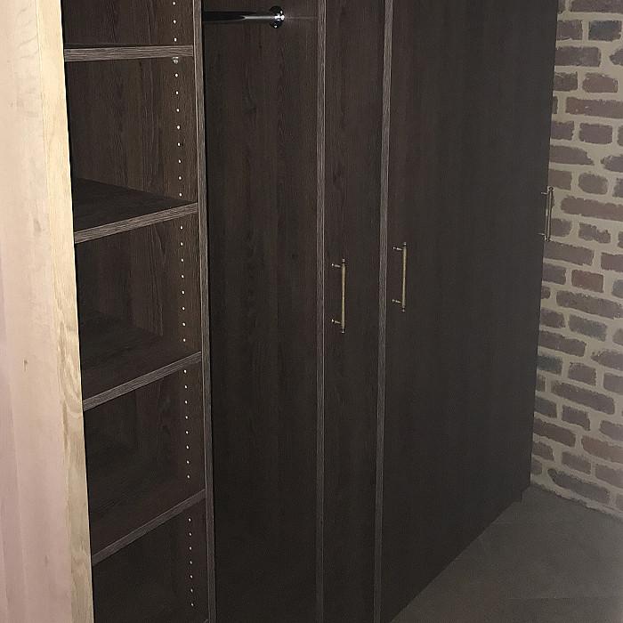 Fabrication de meubles en bois à Ans