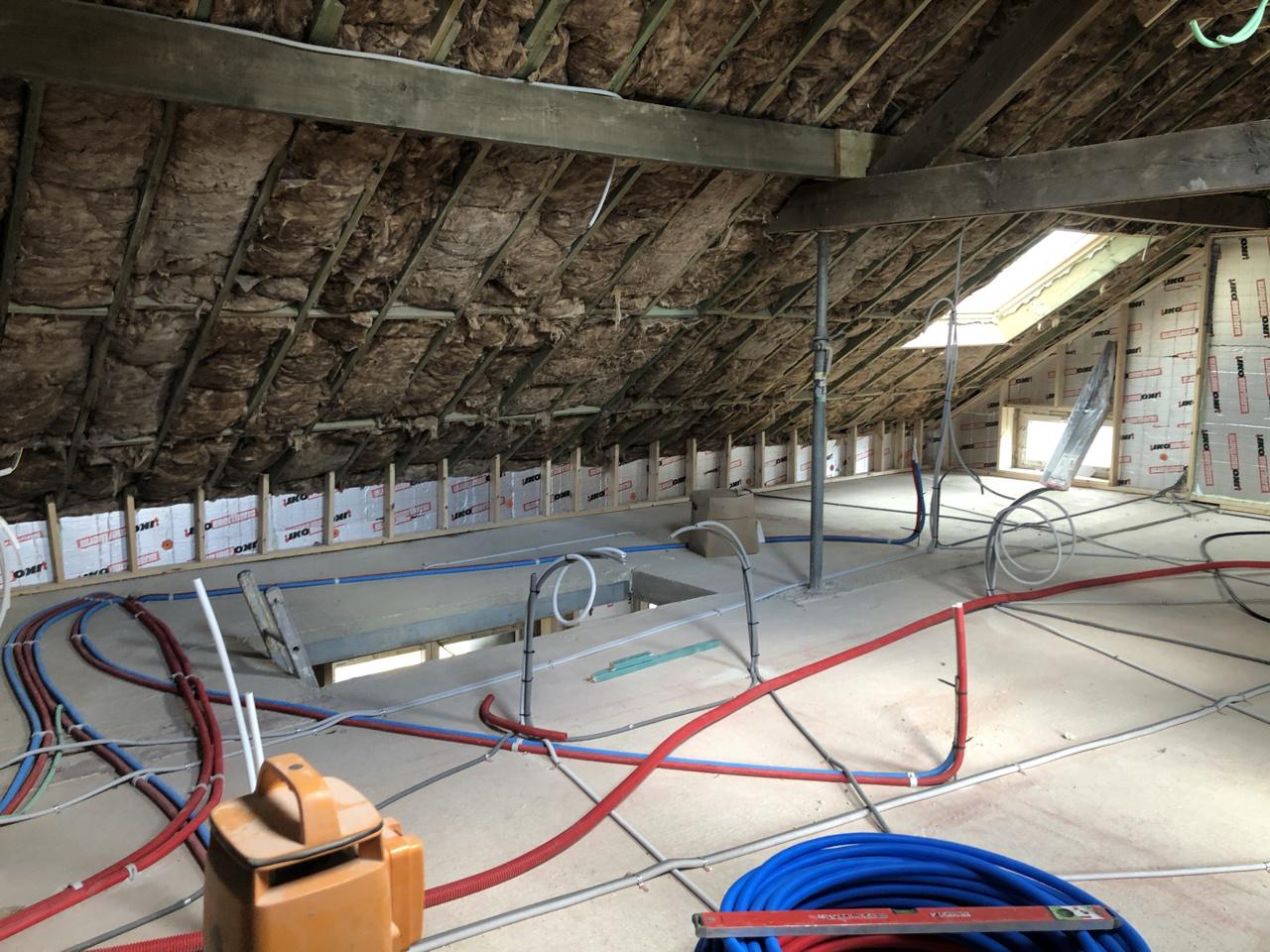 Isolation Rénovation Construction Toiture