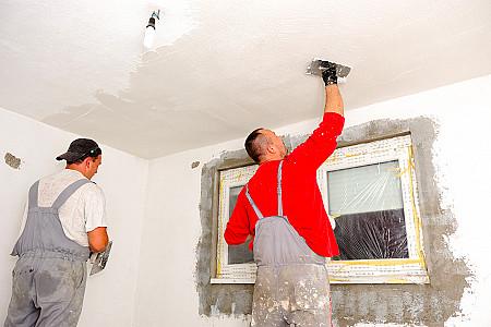 Création de faux-plafonds, travaux de plafonnage