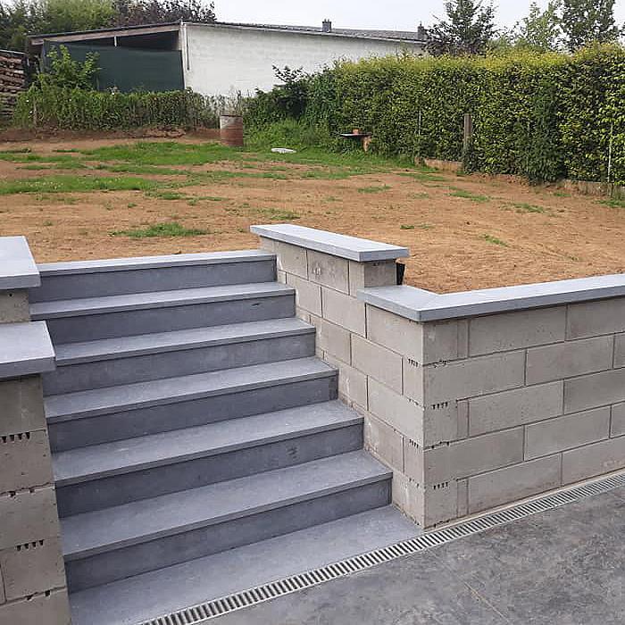 Construction extérieure et murs de soutènement