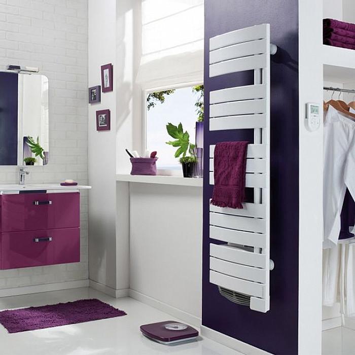 Chauffage électrique de salle de bain
