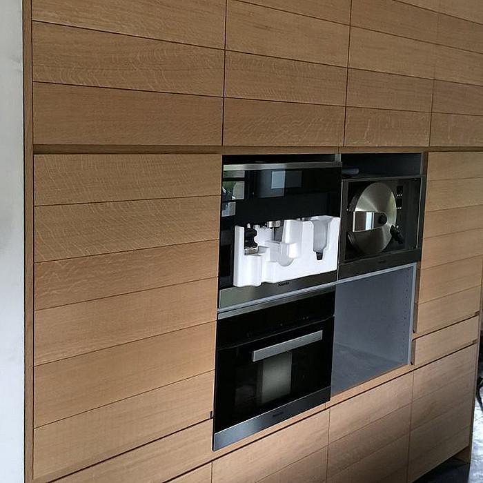 Conception et installation de cuisinec haut de gamme à Namur