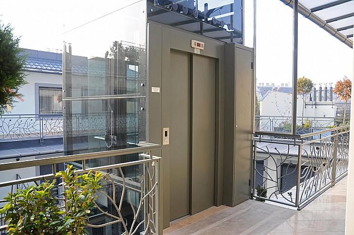 Ascenseurs de personnes Kleemann - Atlas