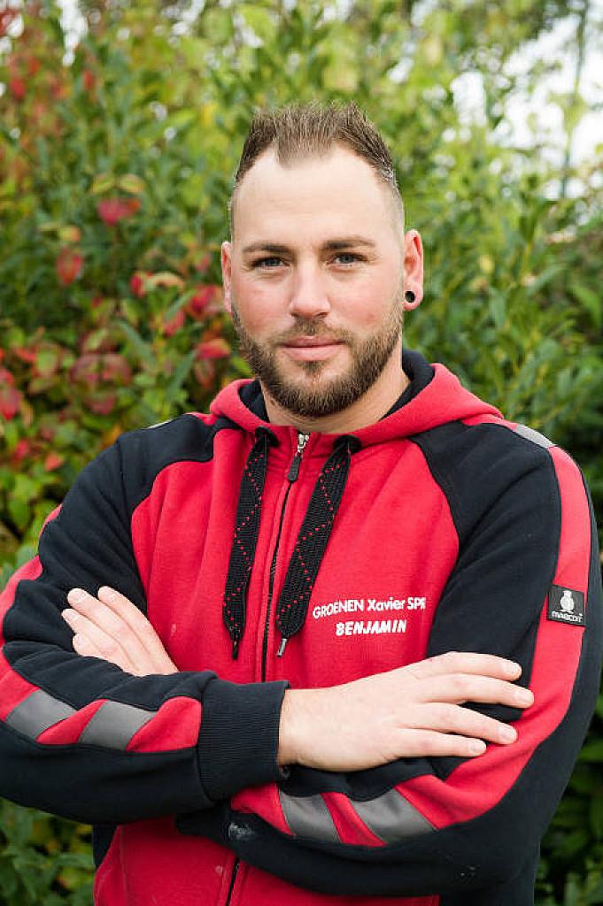 Équipe Xavier Groenen