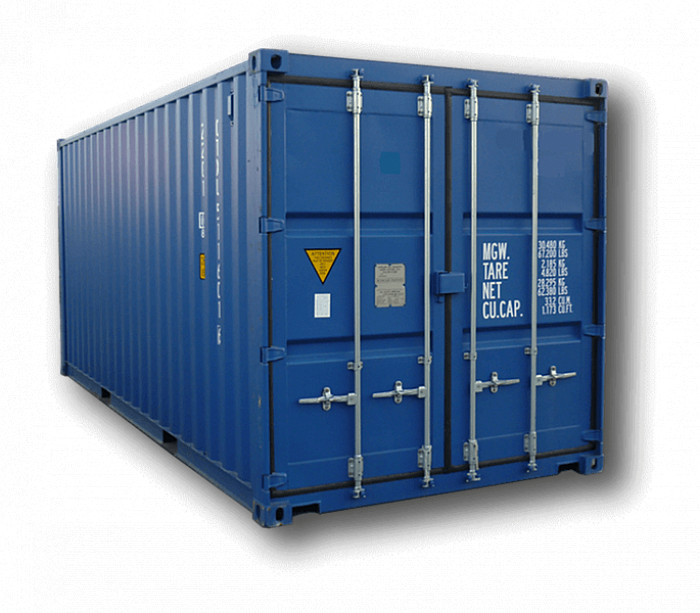 Gamme container Polygone Solutions Modulaires
