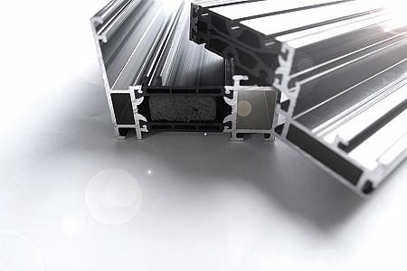 Châssis en aluminium