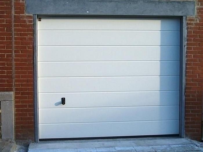 Portes de garage motorisées