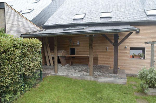 Terrasses et pergolas couvertes