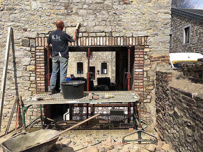 Entreprise familiale de construction générale à Theux