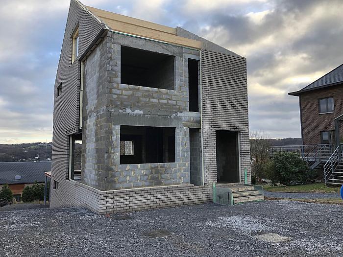 Transformations, démolitions murs, constructions d'habitations