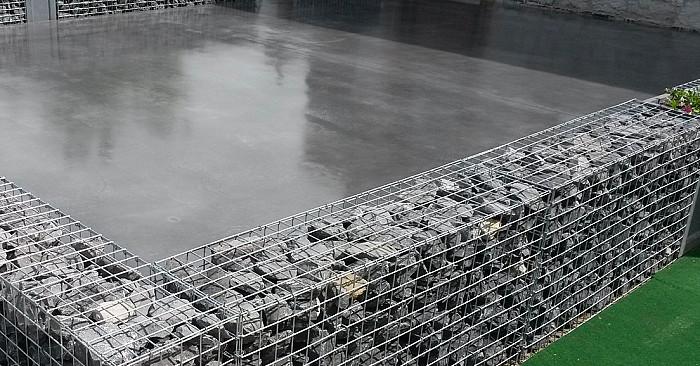 Traitement sur béton hydrofuge, oléofuge et anit-poussière à Namur