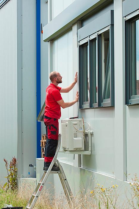 Systèmes de climatisation pour containers