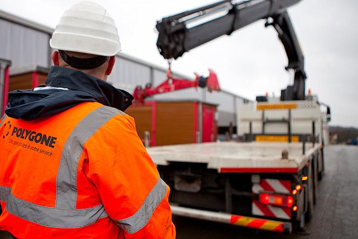 Mise aux normes containers en Belgique