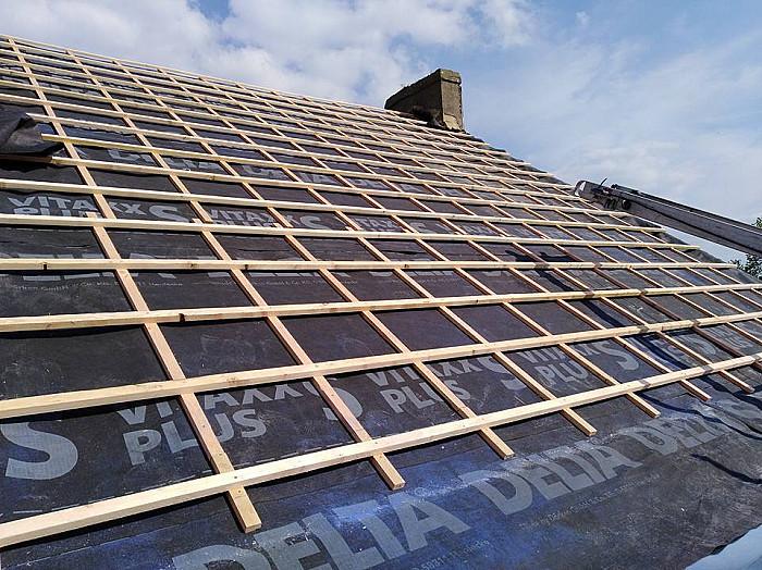 Rénovtion et réparation de toiture à Charleroi
