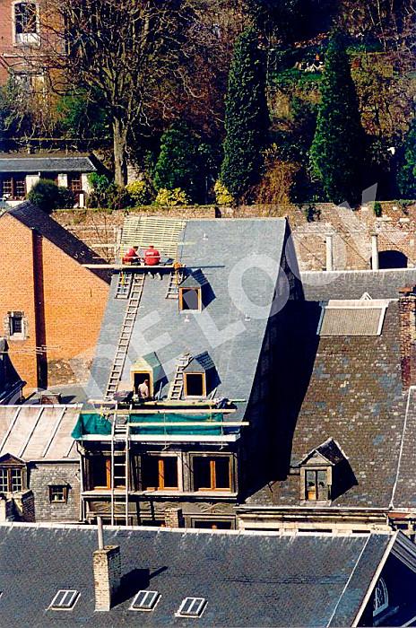Toituriers et couvreurs professionnels en Belgique