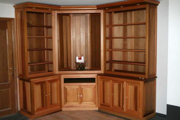 Fabrication et assemblage de meubles massifs, mobiliers en bois à Gemboux