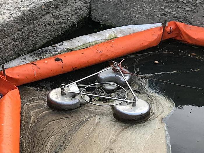 Equipements de dépollution des eaux
