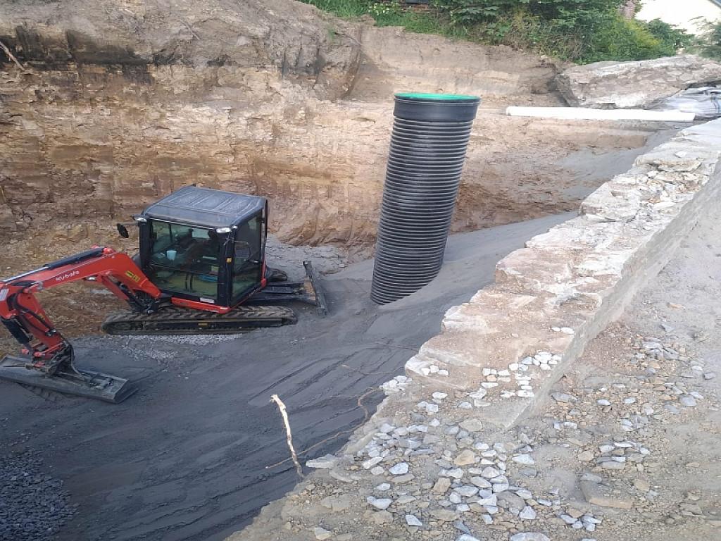 UDH - Assainissement des sols