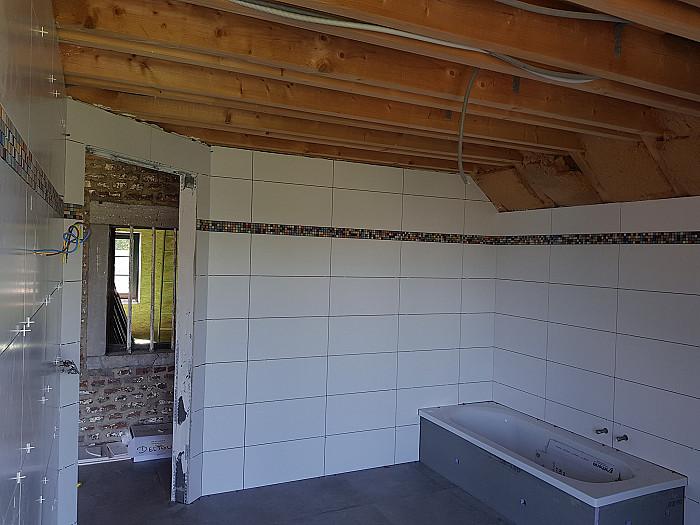 Rénovation totale de salle de bain