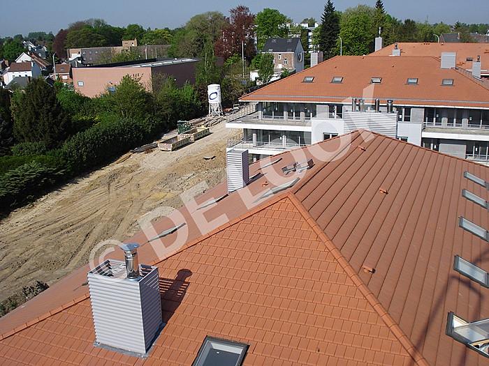 Construction de toitures inclinées