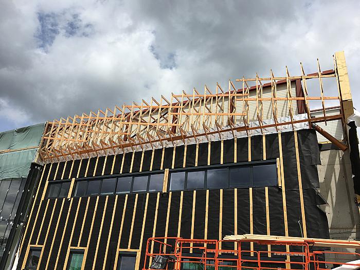 Construction dd maison basse énergie