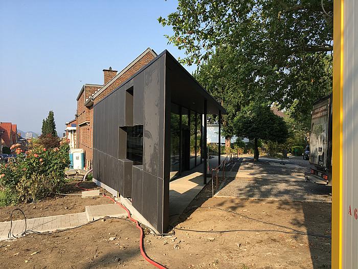 Rénovation de maison à osstaure bois